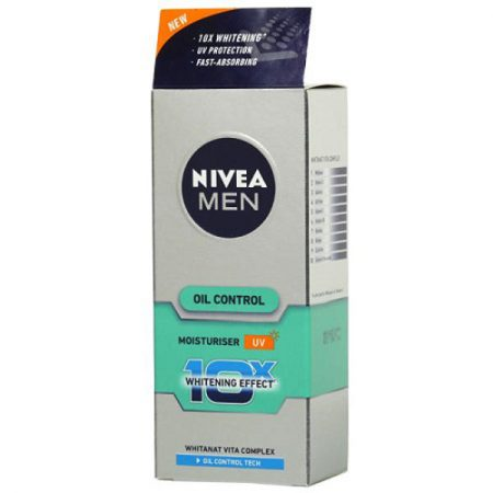 Nivea Oil Control Moisturiser For Men, 50ml