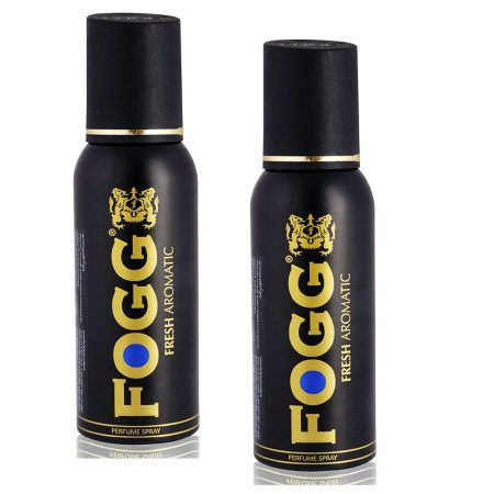 Buy – Fogg Fresh Aromatic Deodorant Spray – 120ml (Pack of 2)