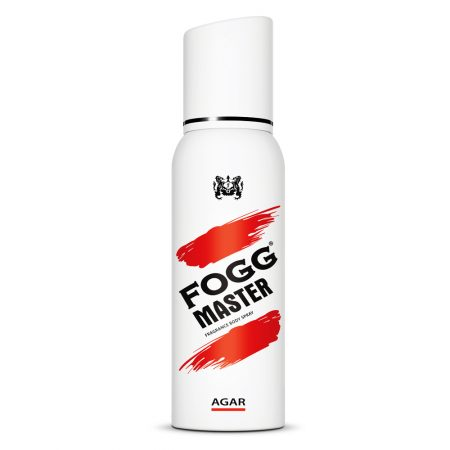 Fogg Master AGAR Body Spray For Men, 120ml