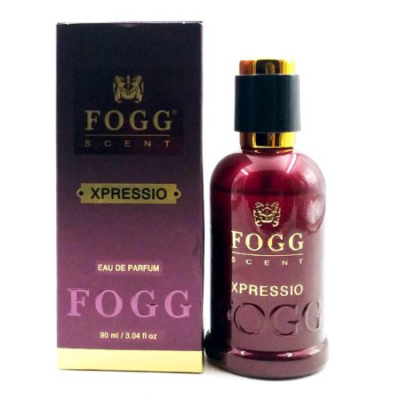 Buy – Fogg Xpressio Eau de Parfum – 100 ml (For Men)