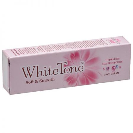 White Tone Soft & Smooth Face Cream 50gm