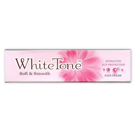 White Tone Soft & Smooth Face Cream 15gm