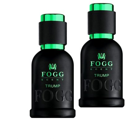 Fogg Trump Eau de Parfum – 50 ml (Pack of 2)