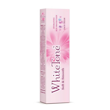 White Tone Soft & Smooth Face Cream 25gm