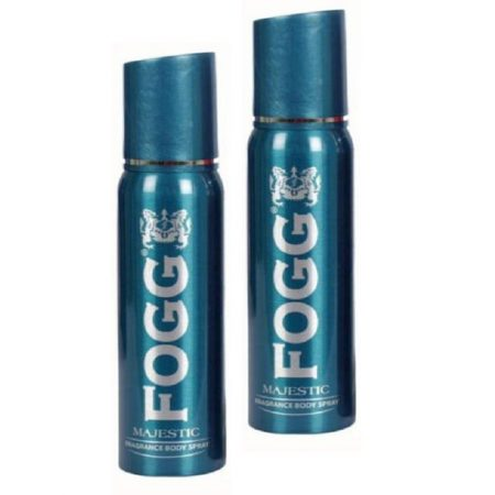 Fogg Majestic Deodorant For Men-120ml (Pack of 2)