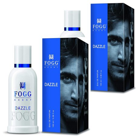Fogg Scent Dazzle Eau De Parfum, 100ml (Pack of 2)