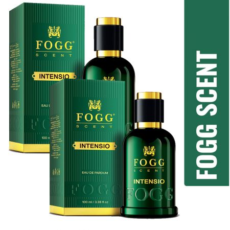 Fogg Scent Intensio For Men, 100m (Pack of 2)