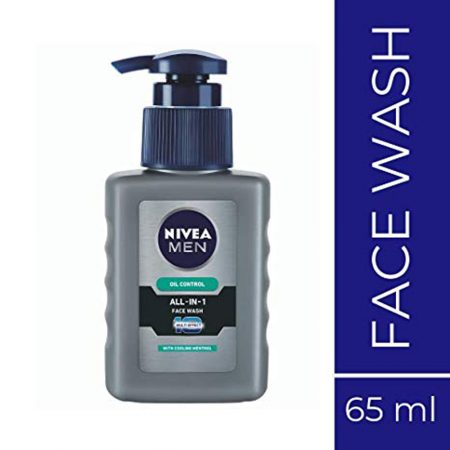 Buy – Nivea Men All-In-1 Face Wash, 65g
