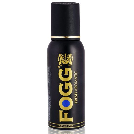 Buy – Fogg Fresh Aromatic Deodorant Spray – For Men (120ml)