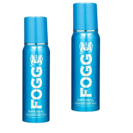 Fogg Imperial Deodorant For Men-120ml (Pack of 2)