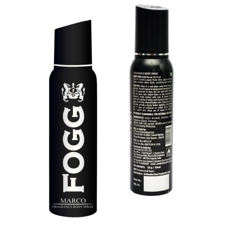 Fogg Marco Deodorant For Men-120ml (Pack of 2)