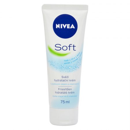 Nivea Soft Tube, 75 ml