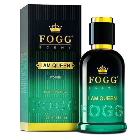 Fogg  Scent  I AM QUEEN  Eau de Parfum – 100 ml
