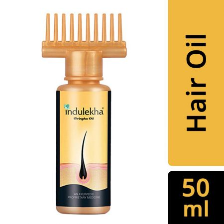 Indulekha Bhringa Anti Hair Fall Hair Oil 50ml.