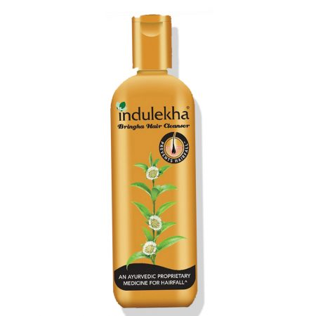 Indulekha Bringha Anti Hair Fall Shampoo, 200ml (Pack of 2)