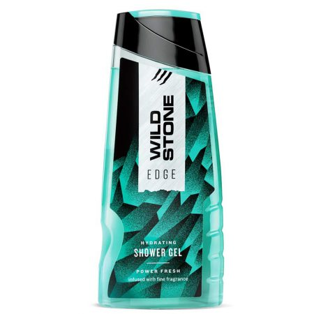 Wild Stone Edge Hydrating Shower Gel For Men 200ml