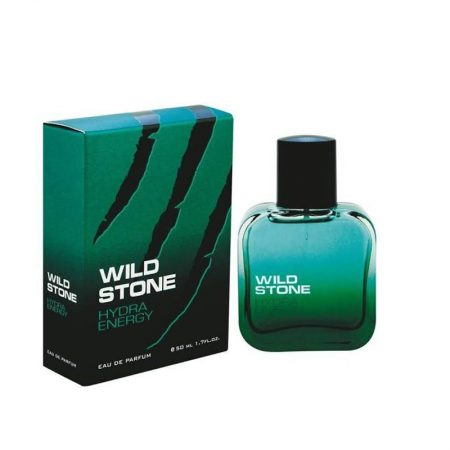 Wild Stone Hydra Energy Perfume for Men, 50ml