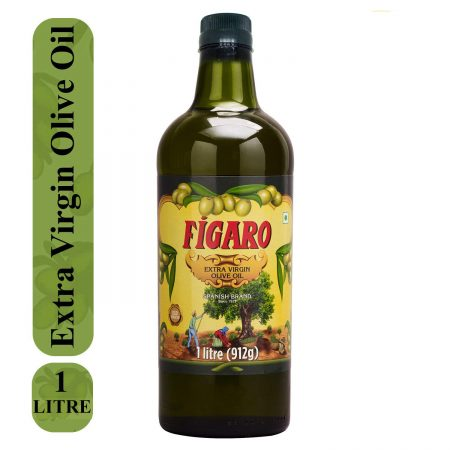 Figaro Extra Virgin Spanish Brand Olive Oil, 1 Ltr