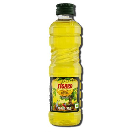 Figaro Spanish Brand Olive Oil Plastic Bottle 100 ml