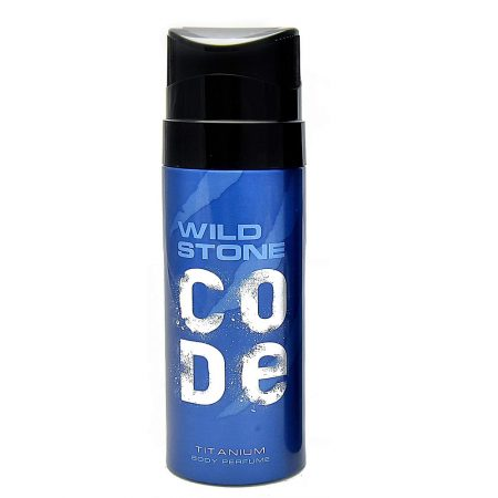 Wild Stone Code Titanum Body Perfume Spray 120ml