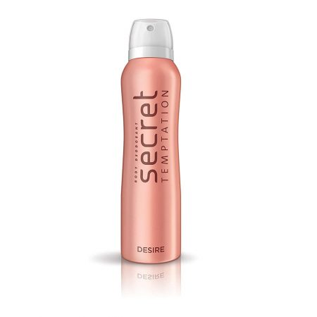 Secret Temptation Desire Deodorant Spray 150 ml