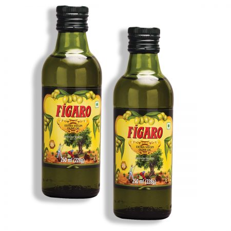 Figaro Extra Virgin Spanish Brand Olive Oil 250ml (Set of 2)