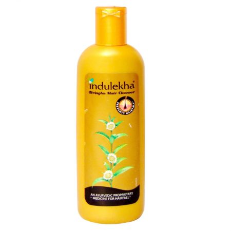 Indulekha Bringha Anti Hair Fall Shampoo, 200ml
