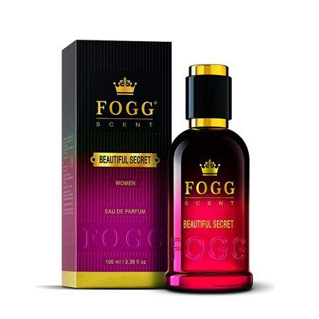 Fogg  Scent  BEAUTIFUL SECRET  Eau de Parfum – 100 ml