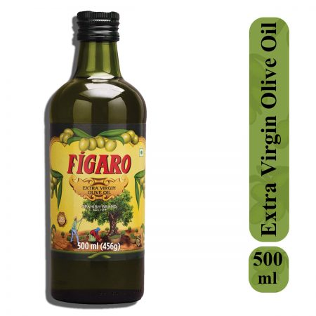 Figaro Extra Virgin Spanish Brand Olive Oil, 500ml