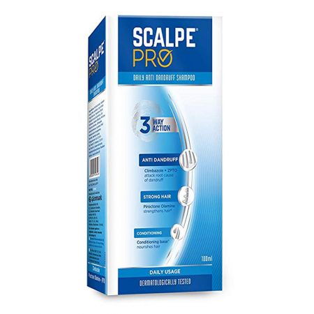 Scalpe Pro Anti-dandruff Shampoo 100ml
