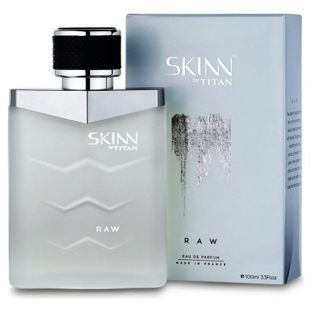 Skinn Raw Eau De Parfum For Men, 100ml