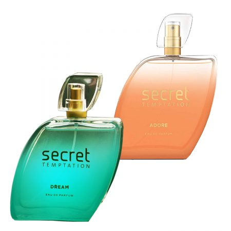 Secret Temptation DREAM & ADORE Eau De Parfum 50 ml (Pack of 2)