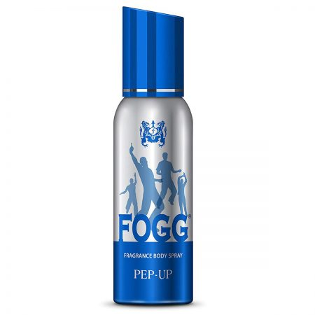 Fogg PEP-UP & INDULGE Fragrance Body Spray, 120ml (Pack of 2)