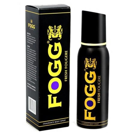 Fogg AQUA & FOUGERE Deodorant Spray 120ml (Pack of 2)