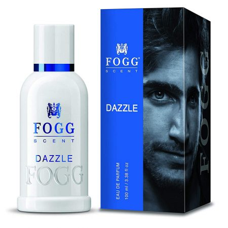 Fogg Scent ICON & DAZZLE Eau De Parfum, 100ml (Pack of 2)