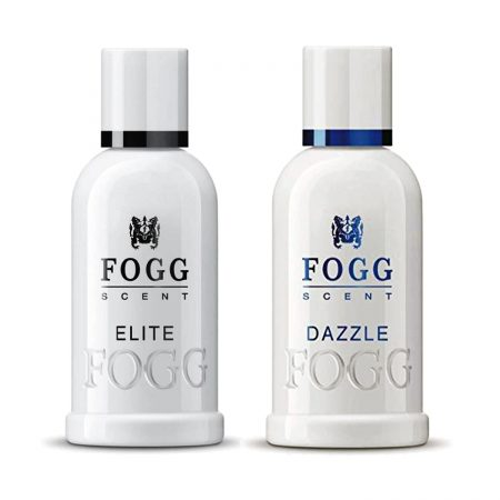 Fogg Scent DAZZLE & ELITE Eau De Parfum, 100ml (Pack of 2)