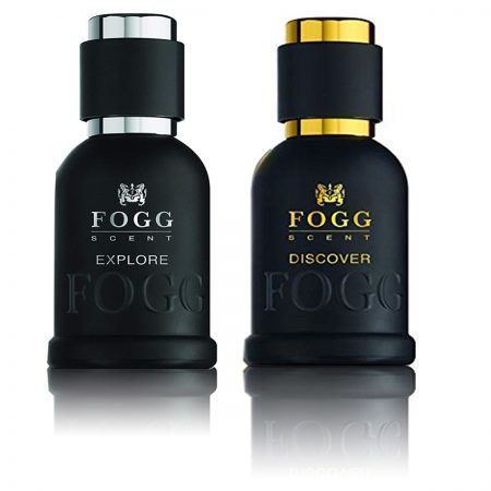 FOGG DISCOVER & EXPLORE Eau de Parfum 50ml (Pack of 2)