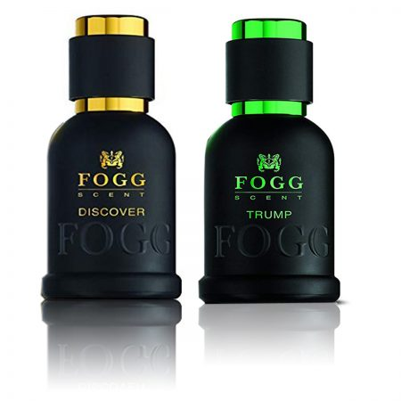 FOGG DISCOVER & TRUMP Eau de Parfum 50ml (Pack of 2)