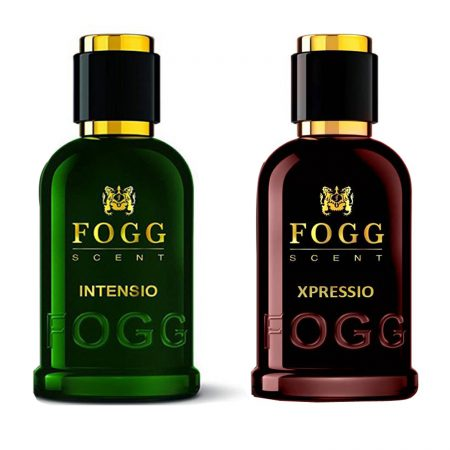 FOGG INTENSIO & XPRESSIO Eau de Parfum 100ml (Pack of 2)