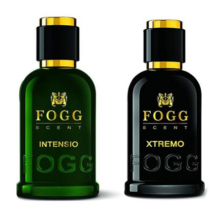 FOGG INTENSIO & XTREMO Eau de Parfum 100ml (Pack of 2)