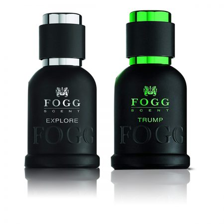 FOGG TRUMP & EXPLORE Eau de Parfum 50ml (Pack of 2)