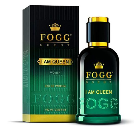 Fogg Scent INTENSE OUD & I AM QUEEN Eau de Parfum -100ml (Pack of 2)