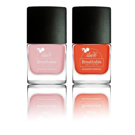 IBA Halal Care B02 & B12 Breathable Nail Color 18ml