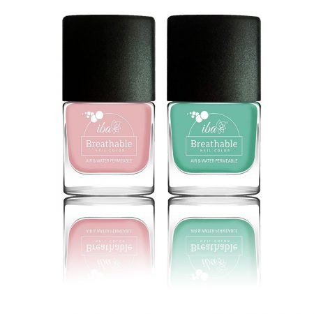 IBA Halal Care B02 & B19 Breathable Nail Color 18ml