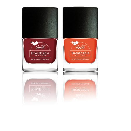 IBA Halal Care B08 & B12 Breathable Nail Color 18ml