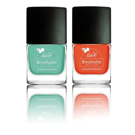 IBA Halal Care B19 & B12 Breathable Nail Color 18ml