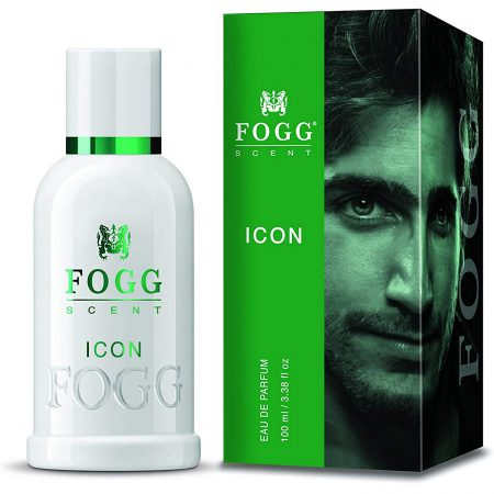 Fogg Xtremo & Icon for Men 100ml (Pack of 2)