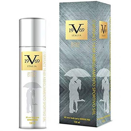 Versace Italia V 19.69 Entice All Over Body Spray (150 ml)