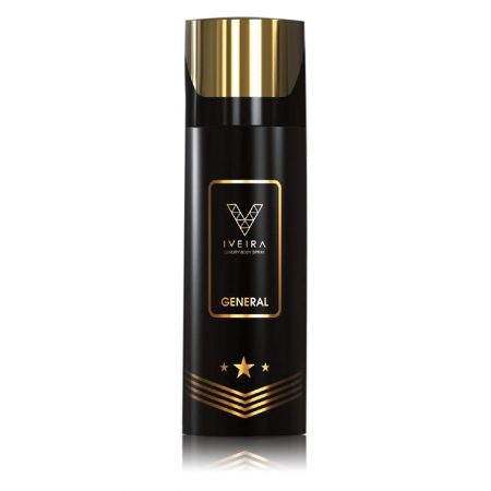 IVEIRA General Deodorant Spray – For Men (165ml)