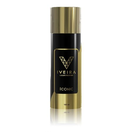 IVEIRA Iconic Luxury Body Spray For Men & Women-165ml